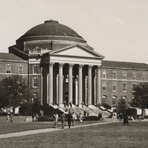 Dallas Hall, 1948
