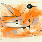 Acoma, 1967, by DeForrest Judd from the Taos Sketchbook