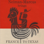 Neiman-Marcus brings France to Texas: Everything from A to Z. 1957