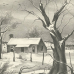 Near Zero, 1941, by Charles T. Bowling