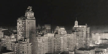 Dallas from Medical Arts Building (unlabeled), ca. 1930s-1940s