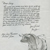Illustrated letter from Tom Lea to Jerry Bywaters [Cochran], January 5, 1951