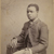 [Portrait of an African American man], ca. 1875