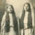 Kiawa Indian Girls in Buckskin dress
