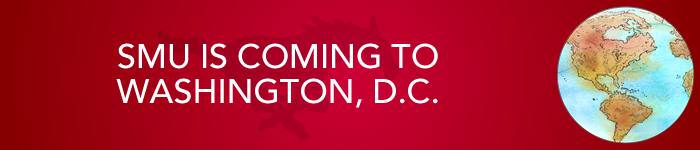 SMU is Coming to Washington D.C.